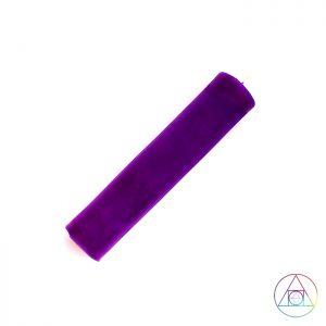 Świeca intencyjna purpurowa